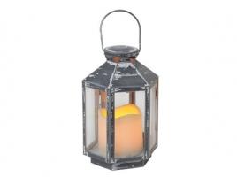 Светильник декоративный LED, 20 см, металл